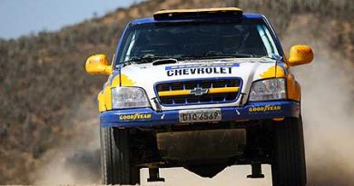 Rally dos Sertões: Chevrolet mantém liderança na Super Production