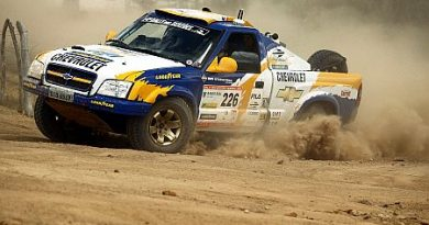 Rally dos Sertões: Chevrolet vence na categoria Super Production