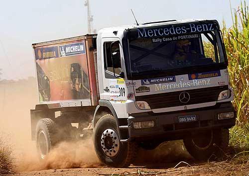 Rally: Salvini Racing encara o Rally dos Sertões com novo caminhão