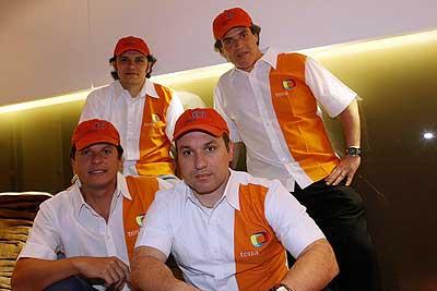 Rally: Equipe Terra encara o desafio do Rally dos Sertões 2006