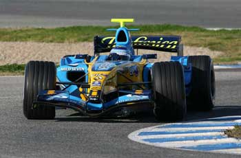 F1: 'Estamos com problemas de aderência', diz Fisichella