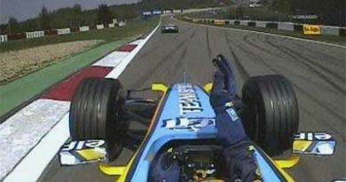 F1: Villeneuve perde uma posição no grid