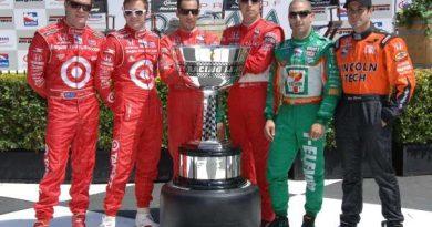 IRL: Scott Dixon conquista pole no GP de Sonoma