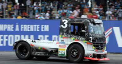 Truck: Piquet quer novo pódio na Fórmula Truck