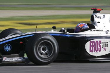 GP2 Series: Bruni sai na pole na corrida do sábado; Nelsinho sai em 3º