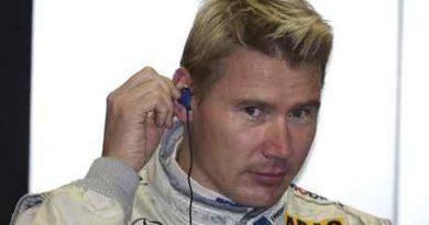 F1: Hakkinen termina testes em último, e Ferrari continua liderando