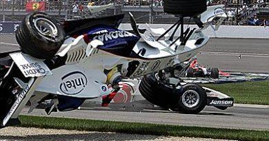 F1: GP dos EUA em Indianápolis de 2007 é confirmado