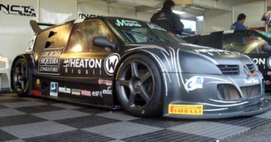 Super Clio: Iaconelli disputa prova da Super Clio convidado pela equipe Paioli Racing