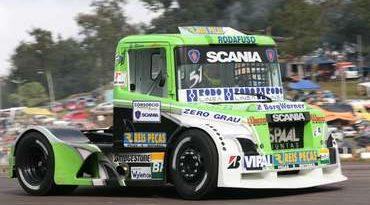 Truck: José Maria corre disputa pela primeira vez a prova em Campo Grande