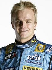 F1: Kovalainen lidera testes em Jerez com a Renault