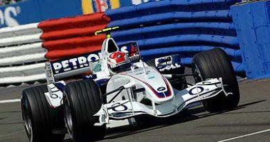 F1: Kubica é o mais rápido nos treinos para o GP da Inglaterra