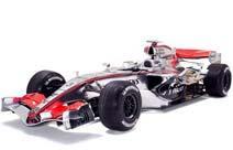 F1: McLaren definirá piloto para 2007 em poucas semanas
