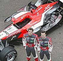 F1: Tiago Monteiro é confirmado como piloto da Midland