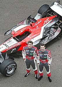 F1: Midland apresenta seu carro