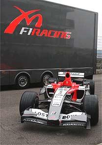 F1: Midland quer levar especialistas russos para a categoria