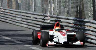 GP2 Series: Hamilton foi o mais rápido no único treino em Monaco