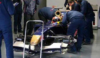 F1: Berger compra metade da equipe Toro Rosso da Red Bull