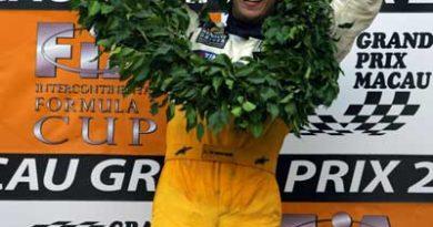 GP2 Series: Campeão de Macau, Lucas vive situação inédita na carreira