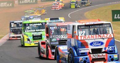 Truck: Zappelini 'vai pra cima' na última etapa em Brasília