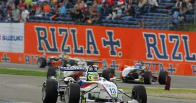 F3 Alemã: Marcello Thomaz disputará rodada final em Oschersleben