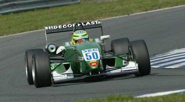 F3 Alemã: Marcello Thomaz corre neste fim de semana em Hockenheim
