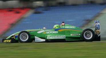 F3 Alemã: Marcello Thomaz ganha 17 posições na segunda prova em Hockenheim