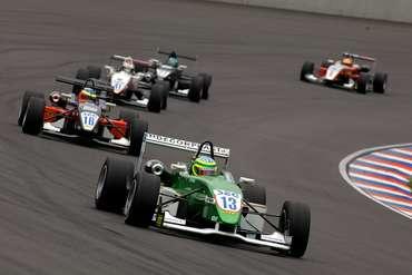 F3 Alemã: Marcello Thomaz segue com carro 2006 em Nurburgring