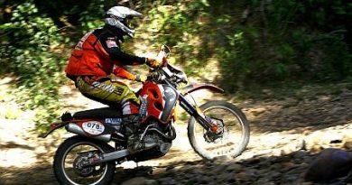Rally dos Sertões: Jackson Feubak mantém liderança das Motos Production