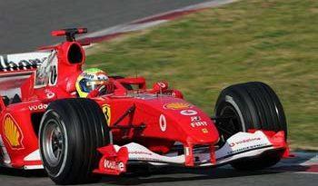 F1: Massa é o mais rápido do dia em Barcelona