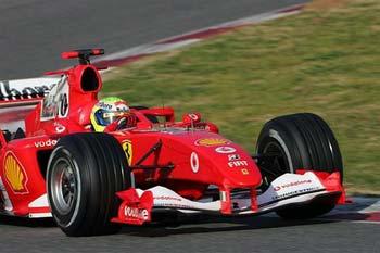 F1: Felipe Massa é o melhor em preparação para o GP da Inglaterra