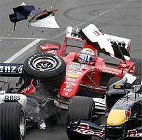 F1: 'Massa é pequeno em todos os sentidos', diz Briatore