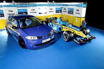 F1: Renault fecha acordo de longo prazo para permanecer na F1