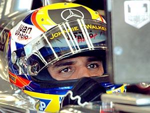 F1: Montoya é o mais veloz entre titulares em Mônaco