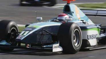 GP2 Series: Nelsinho Piquet assume a quinta posição após desclassificação do segundo colocado