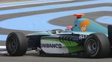 GP2 Series: Nelsinho Piquet é o mais rápido no treino desta tarde em Paul Ricard
