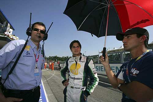GP2 Series: Nelsinho Piquet confiante para a segunda metade do campeonato
