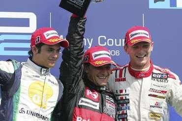 GP2 Series: Nelsinho Piquet fecha final de semana em Magny-Cours no pódio