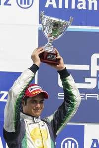 GP2 Series: Nelsinho Piquet espera bom resultado como presente de aniversário em Hockenheim