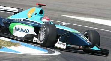 GP2 Series: Problema mecânico impede pontuação de Nelsinho Piquet na 1ª prova em Hockenheim