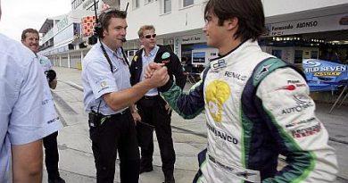 GP2 Series: Nelsinho Piquet marca a pole na Hungria