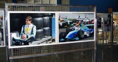 GP2 Series: Exposição mostra fotos da carreira de Nelson e Nelsinho Piquet