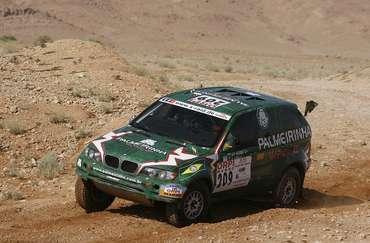 Rally: Paulo Nobre/Luís Palu correrão com uma BMW X3 CC o Sertões