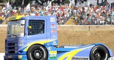 Truck: Meta de Muffato em Tarumã é manter chance de título
