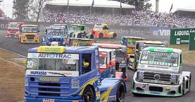Truck: Cascavel será o palco da disputa entre paranaenses e paulistas