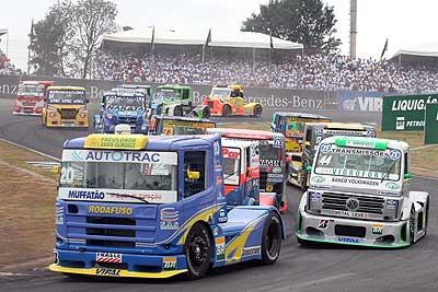 Truck: Campo Grande abre nesta sexta treinos para a quinta etapa