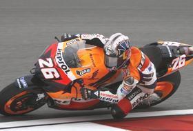 MotoGP: Pela segunda vez consecutiva Pedrosa marca a pole