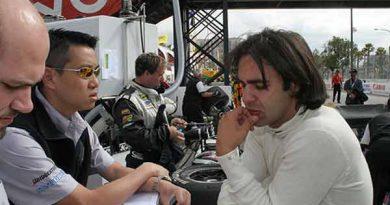 GP2 Series: Pizzonia vai testar na equipe de Fisichella