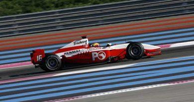 GP2 Series: Pizzonia foi o brasileiro mais rápido do dia na Espanha