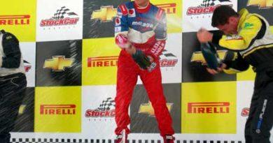 Stock Jr.: Felipe Polehtto segue na liderança da Stock Jr