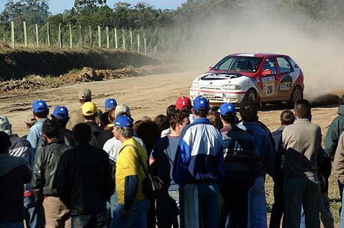 Rally: Santa Catarina sedia mais uma etapa do Brasileiro de Rally